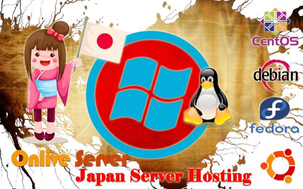 Japan Hosting