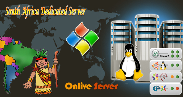 High performance and secure hosting solution in South Africa  Dedicated Servers