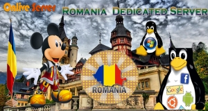Romania Dedicated Server