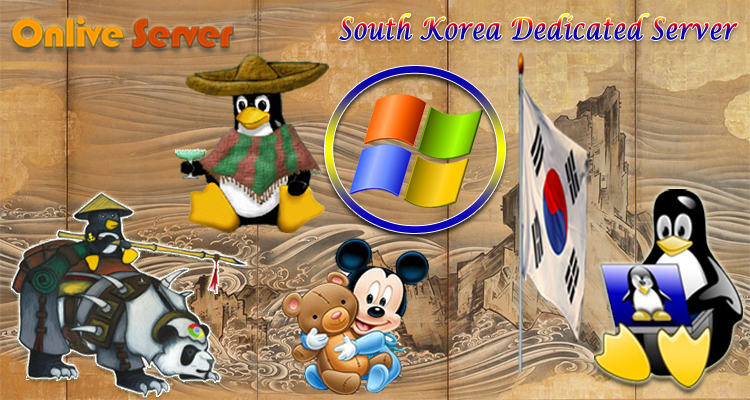 South Korea Dedicated ServerSouth Korea Dedicated Server