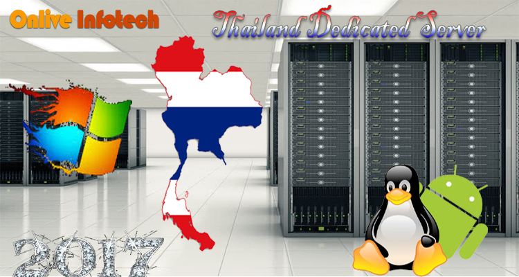 Our Simple and Easy Thailand Dedicated Server Plans
