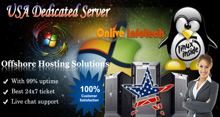 Know what new and Special in our USA Dedicated Server