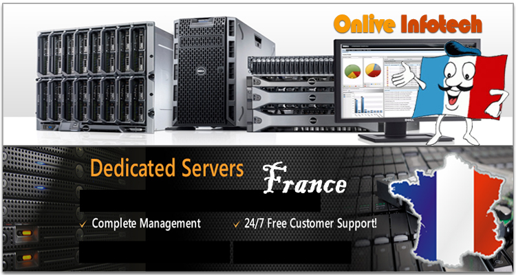 What we are offering you with our France Dedicated Server hosting?