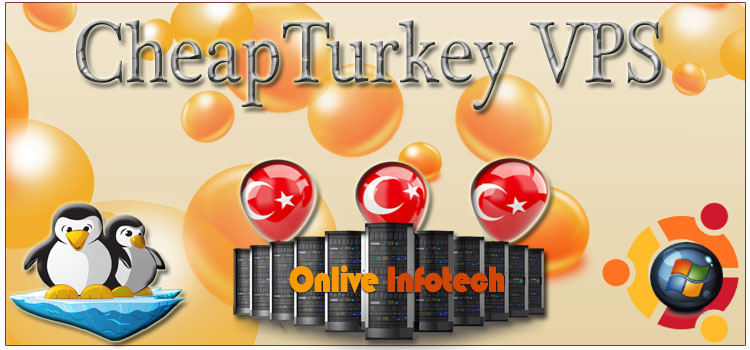 High-performance Turkey VPS Hosting Server according to your budget