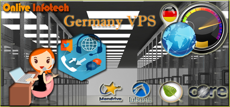 Manage Your Business with Secure Germany VPS Server Hosting
