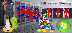 UK Web Hosting Server