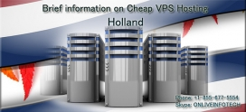 Brief information on Cheap VPS Hosting Holland Server