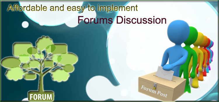 Forums Discussion is Beneficial to Generate Traffic on Hosted websites
