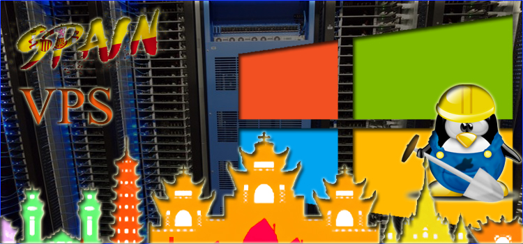Get Low Cost & fully featured Spain VPS Server Hosting Solutions