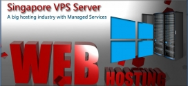 Singapore Virtual Private Server a big hosting industry with Managed Services