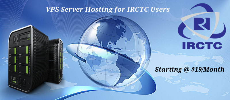 VPS Hosting plans for irctc website or users onlive infotech