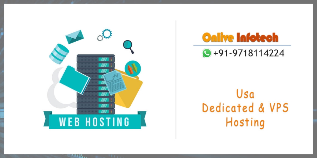 Onlive Infotech – Best Opportunity to Grow Your Business with USA Server Hosting