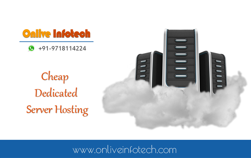 Onlive Infotech – Robust Server Hosting Solution for Germany Business