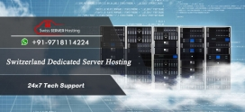 Switzerland Dedicated Server Hosting is Best Choices For Business
