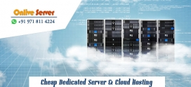 Reliable Dedicated Server Hosting | Cloud Hosting Cheap at low Price