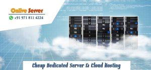 Cloud Hosting Cheap and Dedicated Server Hosting
