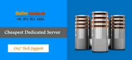 Avail The Ultimate Impacts Of Cheapest Dedicated Server
