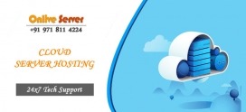 Cloud Server Hosting Service With High Extensive Physical Server