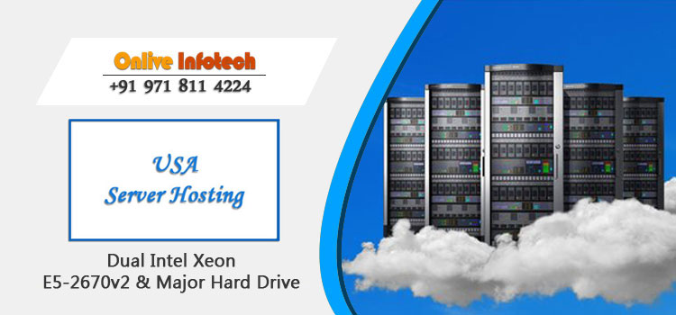 Get Start with Onlive Infotech: USA Dedicated Server with New 2x Intel Xeon Functionality
