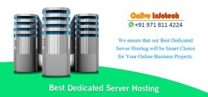 Cheap & Best Dedicated Server Hosting Smart Choice for Business Projects