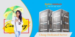 Numberless Benefits with Our Cheapest Dedicated Server Hosting – Onlive Infotech