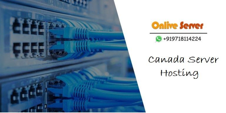 Canada Server Hosting