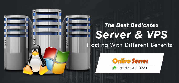 The best Role Of VPS Hosting & Dedicated Server to Helps to Grow Ecommerce Site by Onlive Server