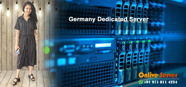 Germany Dedicated Server image