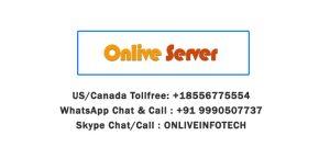 Onlive Server Contact