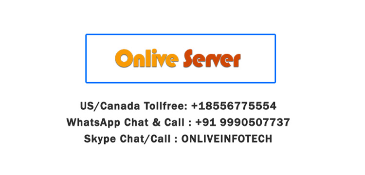 Onlive Server Contact
