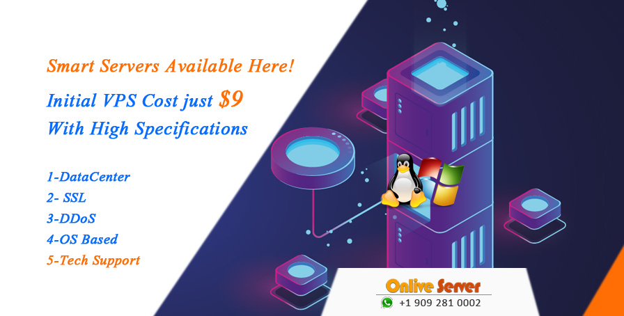 Cheap VPS Hosting - Smart Servers Available Here - Onlive Server