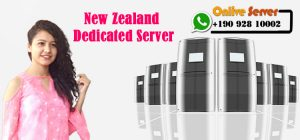 New Zealand Dedicated Server - 1