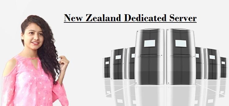 New Zealand Server