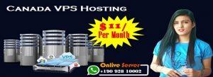 Canada VPS Server Hosting