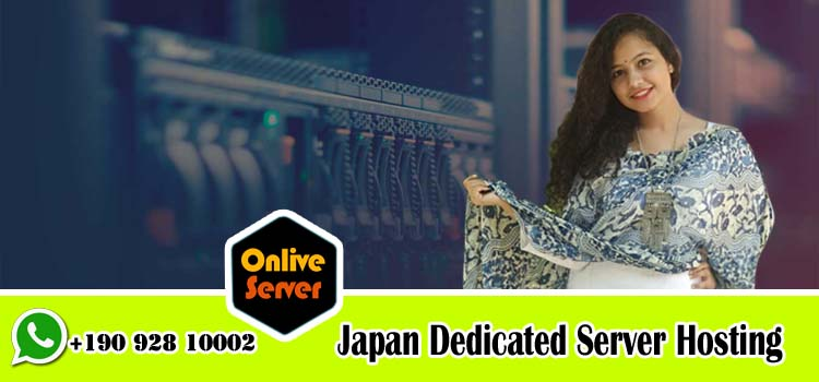 Japan Dedicated Server Running High-Resolution and Complicated Software
