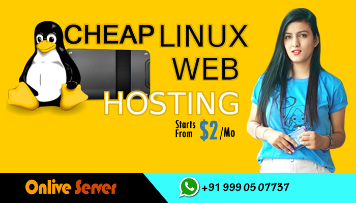 Cheap Linux Web Hosting Services with Control Panels – Onlive Server
