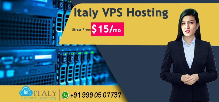 Grow Your Business With Italy VPS Hosting Plans