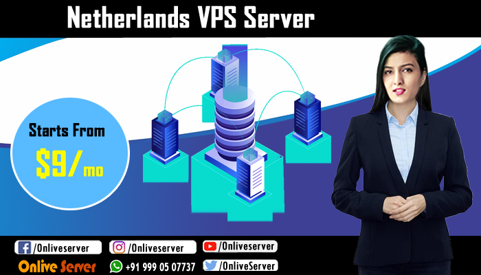 Reasons Why Netherlands VPS Server Hosting is Perfect for Your Business