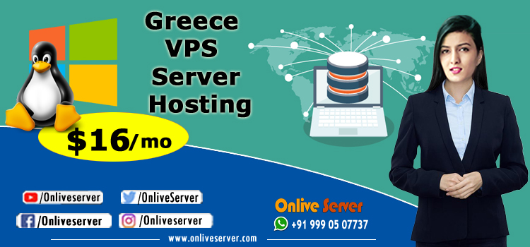 Greece VPS Server Hosting