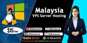 Malaysia VPS Server Hosting