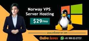 Norway VPS Server Hosting