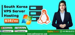 South Korea VPS Server Hosting