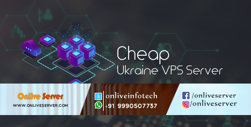 Simple Guidance For You In Cheap Ukraine VPS Server