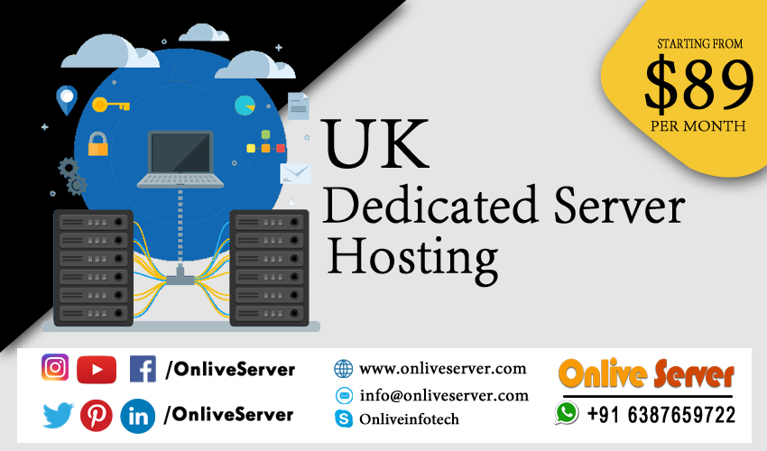 What is a UK dedicated server?