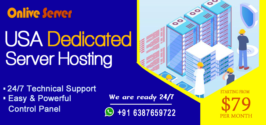 Why is Onlive Server The Best Platform For Dedicated Server Hosting in The USA?