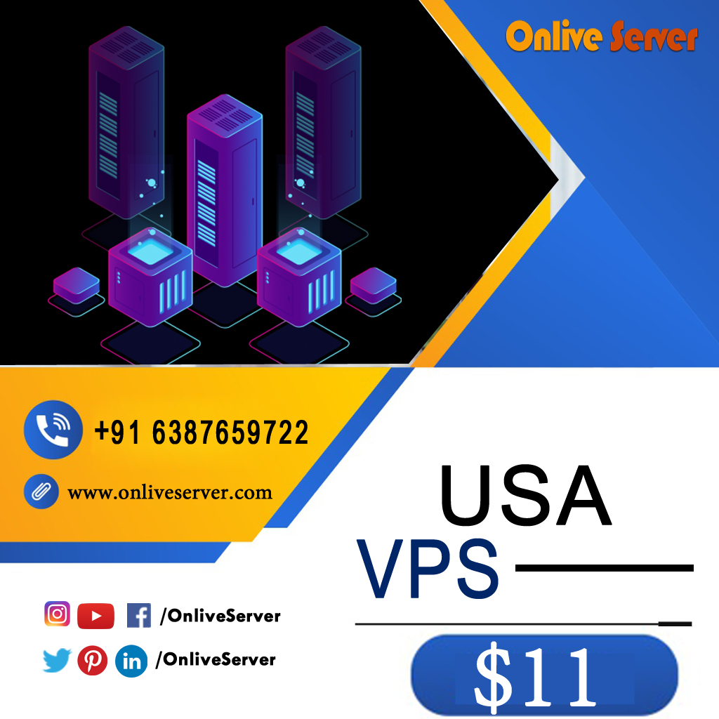 Managing Your High Traffic Site Will Get easy with USA VPS Hosting